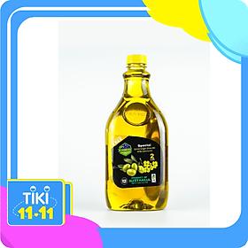 Dầu ăn Olive hạt cải KANKOO 2 Lít - Dầu ăn cực tốt cho các món chiên xào, salad, làm bánh - nhập khẩu Úc nguyên chai