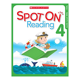 Scholastic Spot On Reading 4