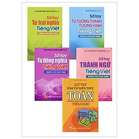 Combo Sổ Tay Dành Cho Học Sinh
