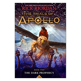 The Trials of Apollo Series #2: The Dark Prophecy