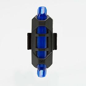 Đèn hậu xe đạp - Đèn hậu led sạc USB