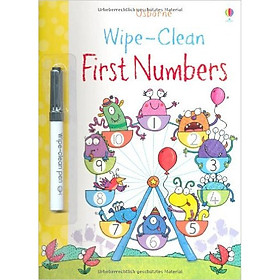 Usborne First Numbers
