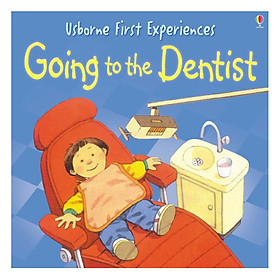 Usborne Going to the Dentist mini edition