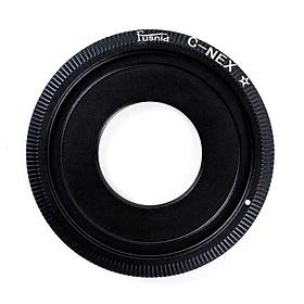 Vòng Lens Adapter Fusnid Từ CCTV C-Mount Lens Sang Sony NEX - Đen