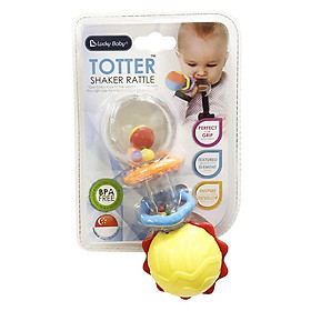 Lục lạc Totter Shaker Rattle - sun Lucky Baby