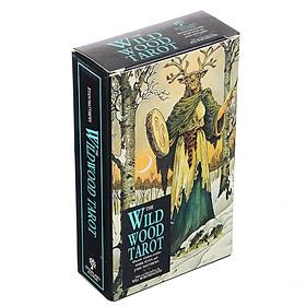 Bộ Bài Tarot - The Wild Wood Tarot Tiếng Anh 6x10.3 cm Chất Lượng Cao