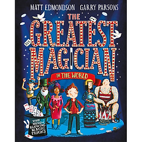 The Greatest Magician In The World
