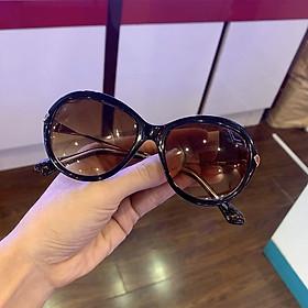 Kính mát nữ mắt mèo cao cấp kiểu dáng siêu thời trang - mắt kính Minh Hiệu Quận 12