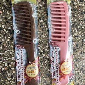 Lược chải tóc siêu mượt kích thích mọc tóc  - Hàng Nội Địa Nhật