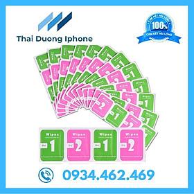 Giấy lau vệ sinh màn hình điện thoại, ipad, kính mắt IPHONE/ SAM SUNG/ OPPO/ VIOVO/ XIAOMI