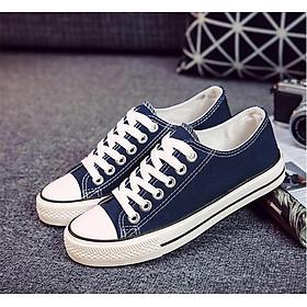 Giày Sneaker Vải Thể Thao Unisex CV9 Năng Động, Sành Điệu