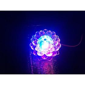 Đèn LED hoa sen để bàn thờ tổ tiên KM-M2002