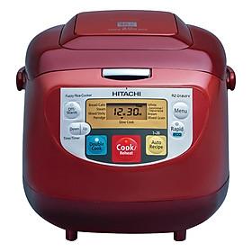 Nồi Cơm Điện Tử Hitachi RZ-D18VFY(DRE) (1.8L) - Đỏ - Hàng chính hãng