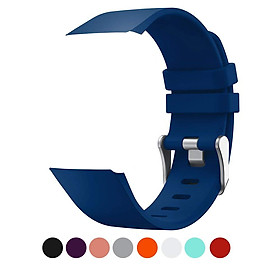 SDGJ-009 Watch Band Fitbit Strap Silicone Wrist Strap Replacement Wristband Replacement for Fitbit Versa Fitness Smart