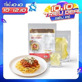 Biểu đồ lịch sử biến động giá bán Mì spaghetti sốt bò bằm (Ready to cook) 320gr