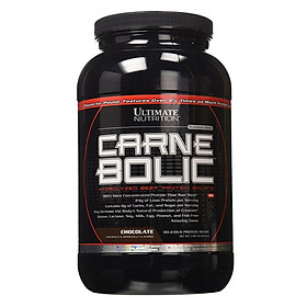 Sữa Tăng Cơ Vị Chocolate Carne Bolic Ultimate Nutrition SMUN770 (810g)