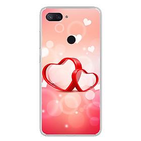 Ốp lưng dẻo cho điện thoại Xiaomi Mi 8 Lite - 0244 BENNHAUTRONDOI - Hàng Chính Hãng