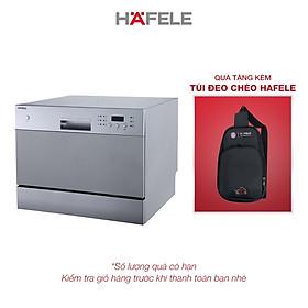 Máy Rửa Chén Hafele HDW-T50A 538.21.190 - Hàng Chính Hãng