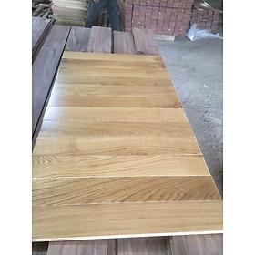 Sàn gỗ tự nhiên SỒI 15x90x900
