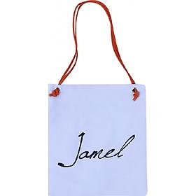 Túi xách tote thời trang vải bố BOTUSI 0027