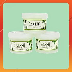Combo 3 Gel Nha đam G-TREE nhập khẩu Hàn Quốc - Aloe Soothing Gel - 100g/hủ