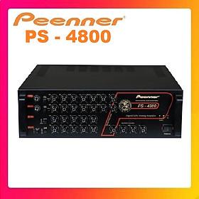 Amply karaoke Cao cấp nghe nhạc gia đình PEENNER PS-4800 HÀNG CHÍNH HÃNG