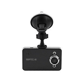 K6000 Auto Tachograph Car Camera DVR Camcorder Video Recorder Full HD 1080P