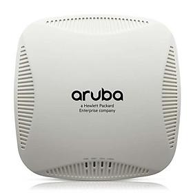 Bộ phát sóng wifi chuyên dụng Aruba AP/IAP-205 (Used) - Hàng chính hãng - Phát wifi trên 2 băng tần là 2,4Ghz và 5Ghz - Sử dụng công nghệ MACSec để chống trộm wifi và chặn repeater