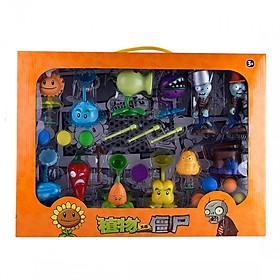 Bộ Đồ Chơi Mô Phỏng Game Plants and Zombies RNC LH055703