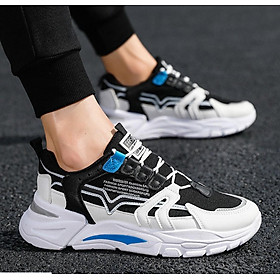 Giày nam sneaker thể thao - Giày tăng chiều cao mẫu mới phong cách trẻ Hot trend hàn quốc SP364