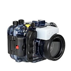 Bao lặn chống nước bảo vệ máy ảnh đến 60m/195ft dưới nước, tương thích với máy ảnh Sony