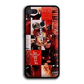 Ốp lưng Harry Potter cho điện thoại Xiaomi Mi 8 Lite - Viền TPU dẻo - 02107 7786 HP06 - Hàng Chính Hãng