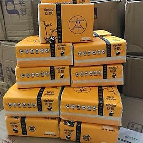 thùng giấy ăn gấu trúc 30 goi loại 300 tờ