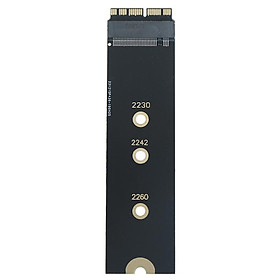Thẻ Mở Rộng Bộ Nhớ NVMe PCIe M.2 M Key SSD Cho Macbook Air 2013 2014 2015
