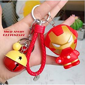 Móc khóa Iron Man (trọn bộ)