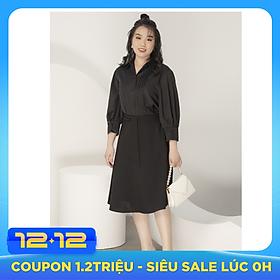 Chân váy nữ GUMAC thiết kế  oversize thắt nơ VA970