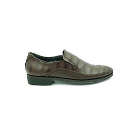 Hình đại diện sản phẩm Giày Tây Nam Da Bò Hải Nancy G1818N - Nâu