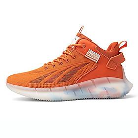 Giày Sneaker nam cao cấp, giày thể thao nam phong cách hàn quốc, siêu nhẹ - siêu bền