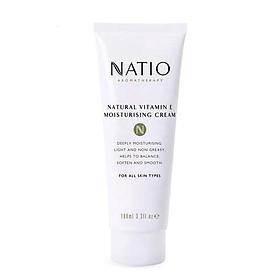Kem Dưỡng Ẩm Da Vitamin E Natio Aromatherapy Natural Vitamin E Moisturising Cream 100ml