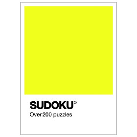 Colour Block Puzzle - Sudoku (Yellow)