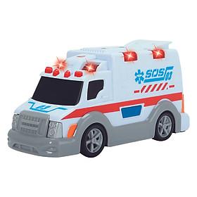 Đồ Chơi Xe Cứu Thương Ambulance Dickie Toys - DK02004