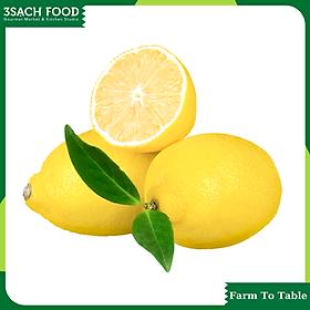 Chanh vàng (500gr/gói) - Chuẩn An Toàn VietGap - Trái lớn, vị chua đặc biệt, giàu vitamin và dưỡng chất