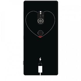 Ốp lưng dành cho điện thoại SONY XZ2 Cần Chút Tình Yêu Thương