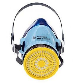 Mặt nạ phòng độc, phun thuốc trừ sâu, bụi xi măng Hàn Quốc DM-22