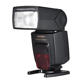 Đèn Flash Không Dây TTL Hỗ Trợ Chụp Ảnh Cổng USB YONGNUO YN568EX III Cho Máy Ảnh Nikon/DSLR Đen (1/8000s)