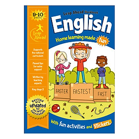 Leap Ahead: 9-10 Years English