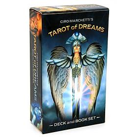 Bộ Tarot of Dreams Cards Bài Bói New