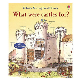 Usborne What Were Castles For?