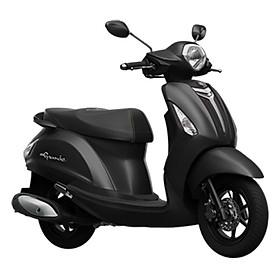 Xe Máy Yamaha Grande Premium - Đen Nhám