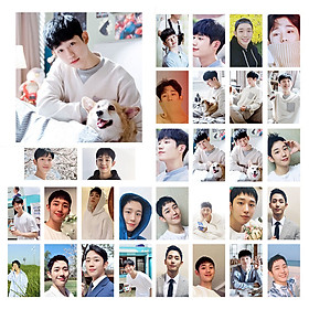 Lomo card Jung Hae In